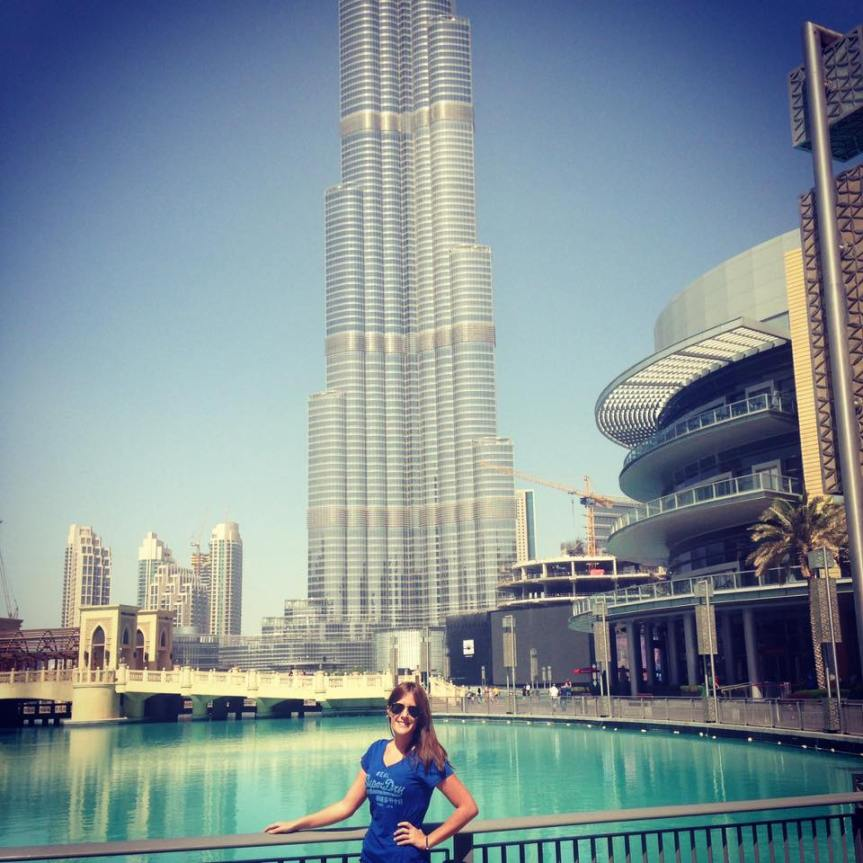 How to see Iran without a Visa: The Burj Khalifa.